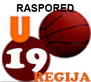 Rasporeded natjecanja U19 - Regija Sjever